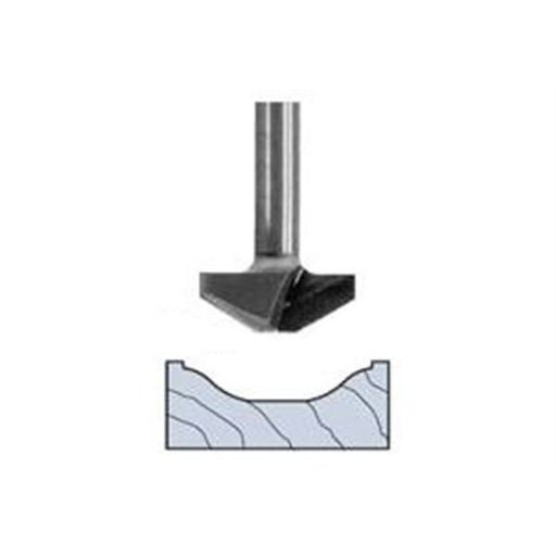 "View a Larger Image of 5725 Ogee Panel Profile Router Bit 1-1/2"" D X 2-1/2"" OL"