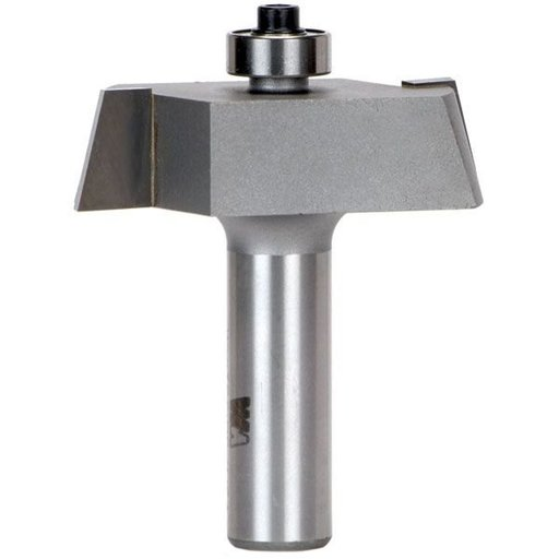 View a Larger Image of 5980 Shaker Profile Raised Panel Router Bit with 3 Bearings