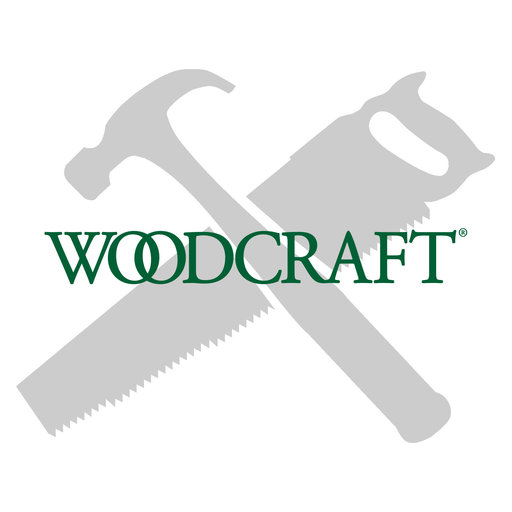 "View a Larger Image of 6000B 3-Wing Large Raised Panel Router Bit 3-3/8"" D, Straight"