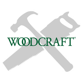 "6000B 3-Wing Large Raised Panel Router Bit 3-3/8"" D, Straight"