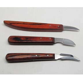 Whittling Chip Carving Knives 3 piece Set