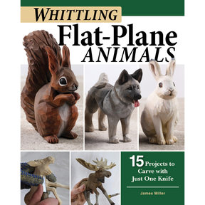 Whittling Flat-Plane Animals