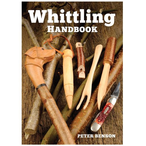 View a Larger Image of Whittling Handbook