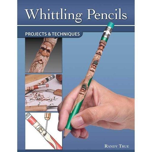 View a Larger Image of Whittling Pencils