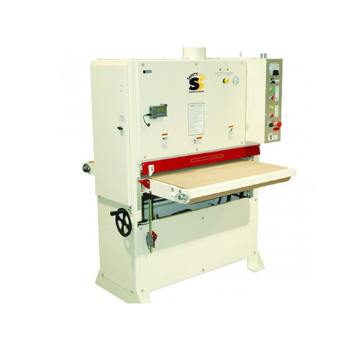 View a Larger Image of Wide Belt Sander 43x75 20 hp, 3 Phase