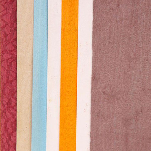 View a Larger Image of Wild Color Dyed Veneer 3 sq ft pack