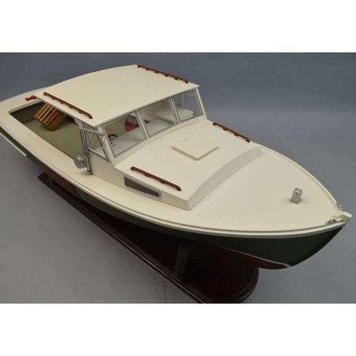 View a Larger Image of Winter Harbor Lobster Boat Kit