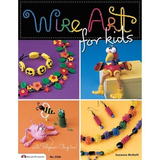 View a Larger Image of Wire Art for Kids