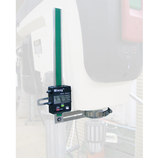 View a Larger Image of WIXEY Digital Drill Press Depth Gauge