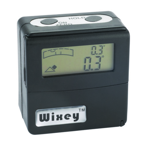 View a Larger Image of WR365 Digital Angle Gauge With Level