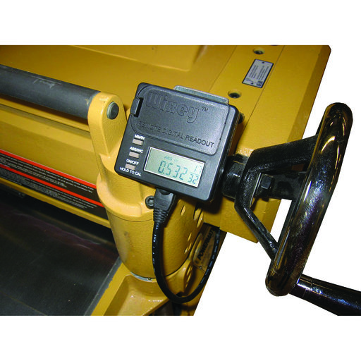 View a Larger Image of WR550 Remote Planer Readout
