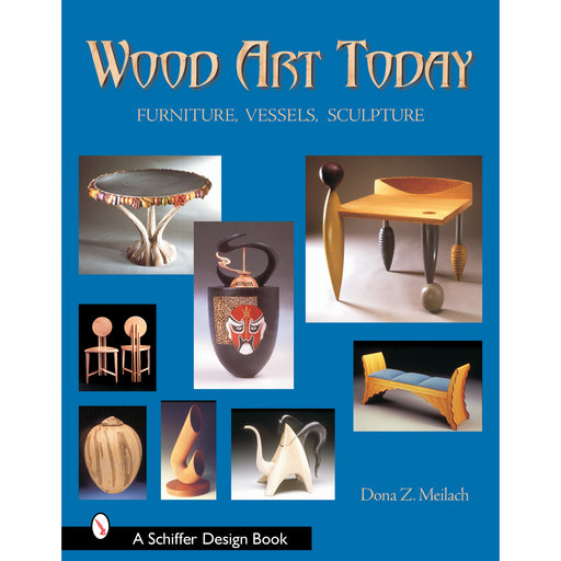 View a Larger Image of Wood Art Today