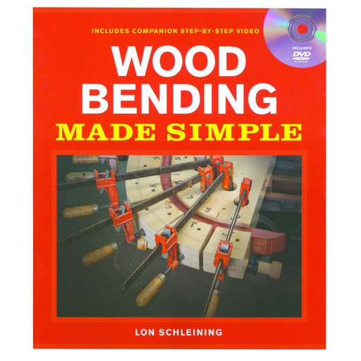 View a Larger Image of Wood Bending Made Simple