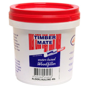 Wood Filler Water Based 4lb Alder