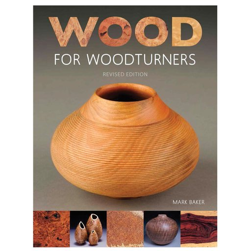 View a Larger Image of Wood For Woodturners (Revised Edition)