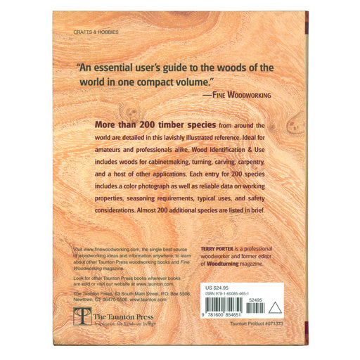 View a Larger Image of Wood Identification and Uses