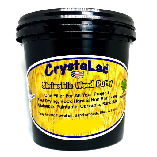 View a Larger Image of Wood Putty Stainable Pint