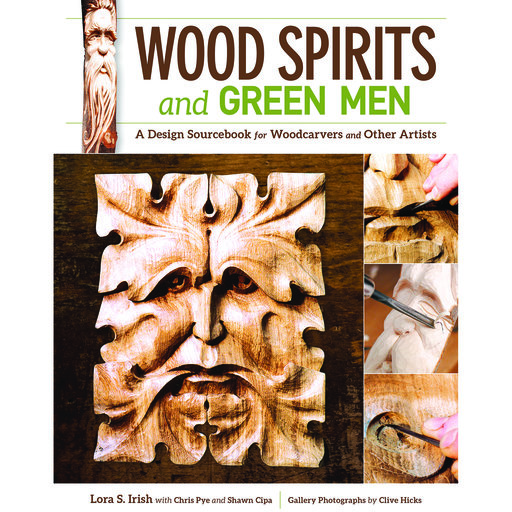View a Larger Image of Wood Spirits and Green Men