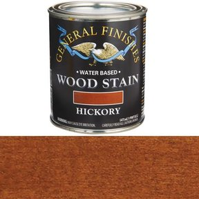 Wood Stain, Water Based, Hickory Stain Pint