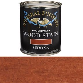 Sedona Stain Water Based Quart