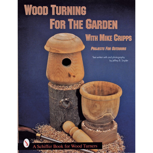 View a Larger Image of Wood Turning for the Garden