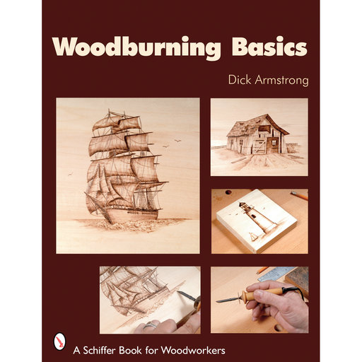 View a Larger Image of Woodburning Basics