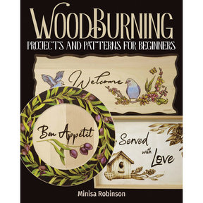 Woodburning Projects and Patterns for Beginners