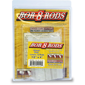 "Bor-8-Rods, 1/2"" x 4"", Box of 100"