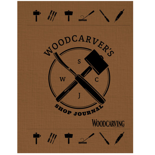 View a Larger Image of Woodcarvers Journal