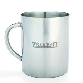 15oz Shop Mug Insulated Stainless Steel