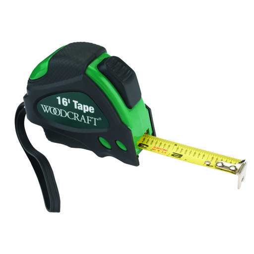 View a Larger Image of 16ft Tape Measure Fractional