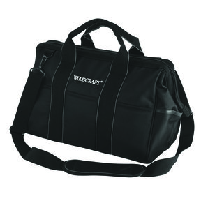 21 Pocket Tool Bag, Black