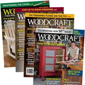 Woodcraft Magazine 2 Year Subscription