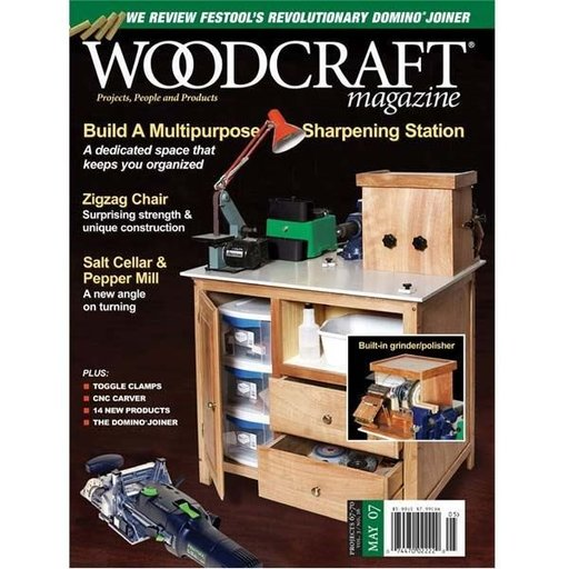 View a Larger Image of Downloadable Issue 16: April / May 2007