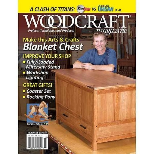 View a Larger Image of Downloadable Issue 31: October / November 2009