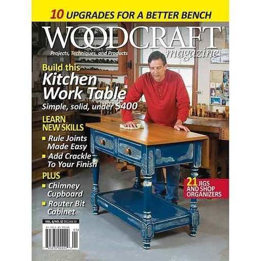 View a Larger Image of Downloadable Issue 32: December / January 2010