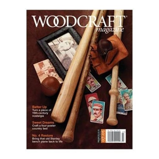 View a Larger Image of Downloadable Issue 4: June / July 2005