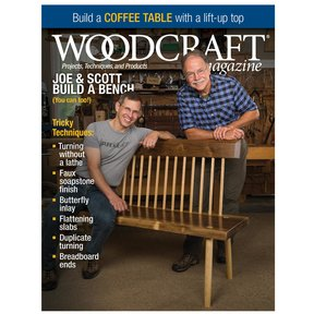 Woodcraft Magazine Issue 79 October / November 2017