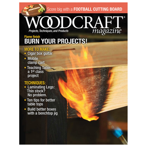 View a Larger Image of Woodcraft Magazine Issue 85 October / November 2018