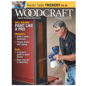 Woodcraft Magazine Issue 87 February / March 2019