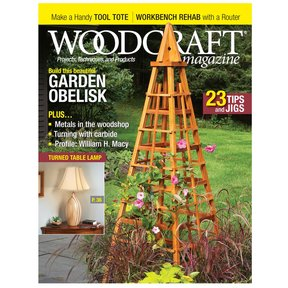 Woodcraft Magazine Issue 88 April /  May 2019