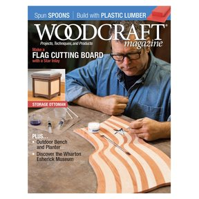 Woodcraft Magazine Issue 89 June / July 2019