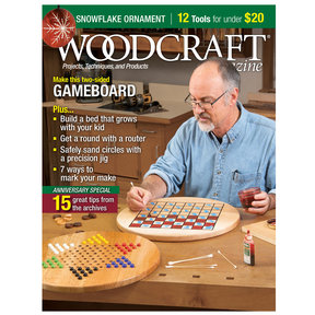 Woodcraft Magazine Issue 92 December / January 2020