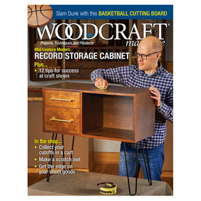 Woodcraft Magazine Issue 93 February / March 2020