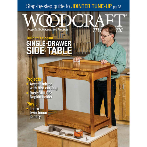 View a Larger Image of Woodcraft Magazine Issue 96 August / September 2020