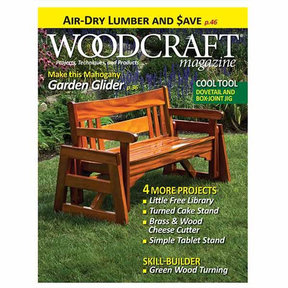 Woodcraft Mazine Issue 64: April / May 2015