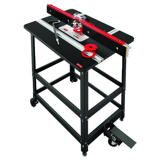 View a Larger Image of 24x32 Premium Router Table Package With V2 420 Router Lift, WPK# PRP-2-V2420