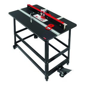 27x43 Premium Router Table Package With V2 420 Router Lift, WPK# PRP-4-V2420