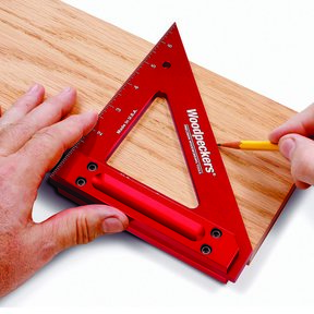 """6"""" Carpenters Square with Inch Graduations"""
