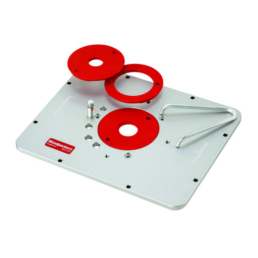 View a Larger Image of Aluminum Router Plate for PC690/890